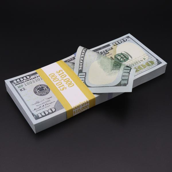 Buy fake money that looks and feel real