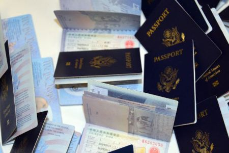 fake passport for sale